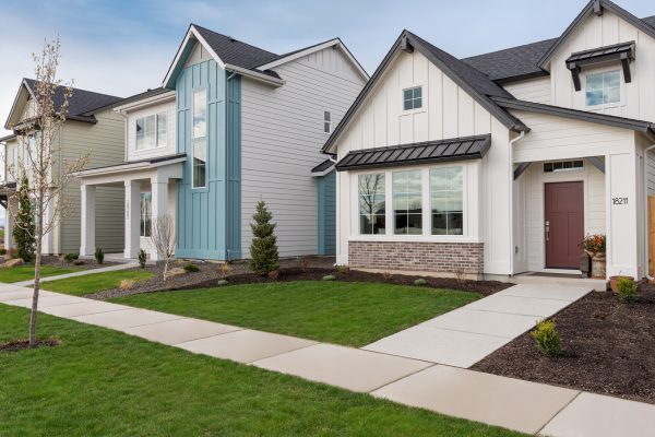 New Homes In Nampa ID