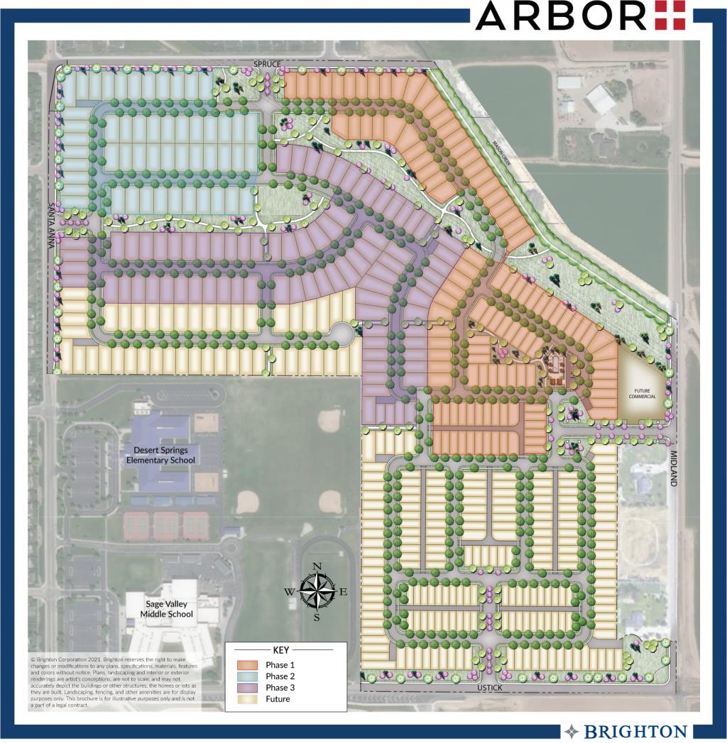 Arbor Master Plan - Update 01.20.2021