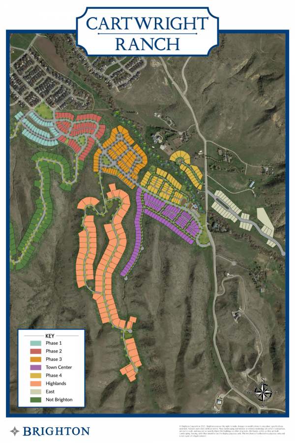 Cartwright Ranch Master Plan