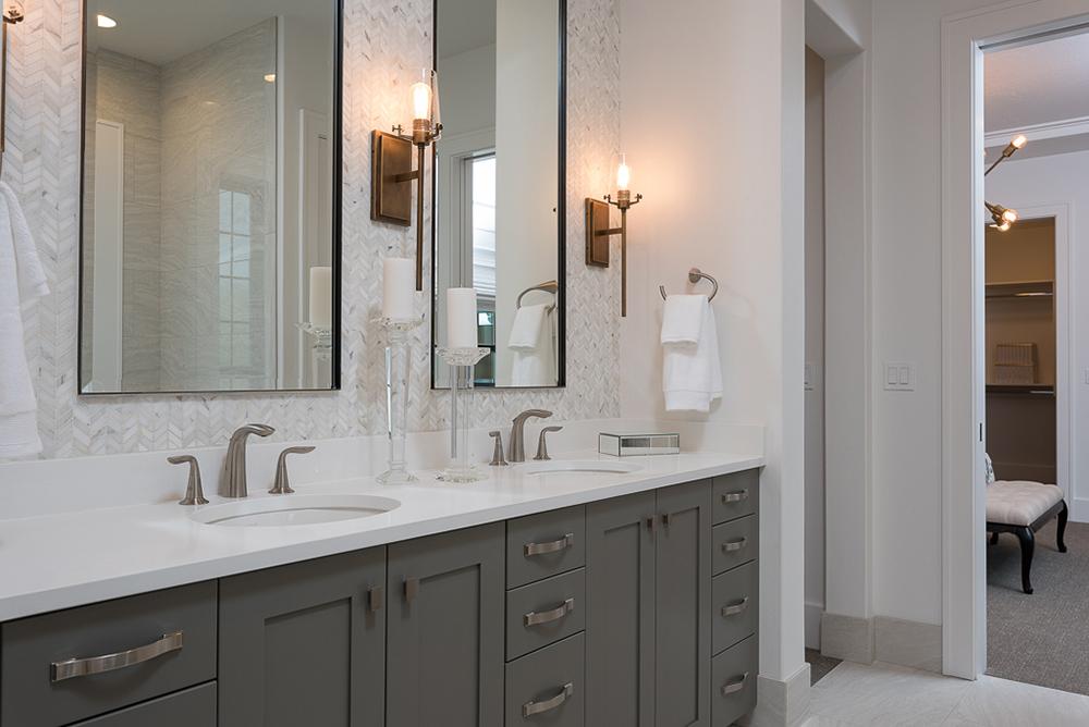 Clever Bathroom Towel Display Ideas Brighton Homes