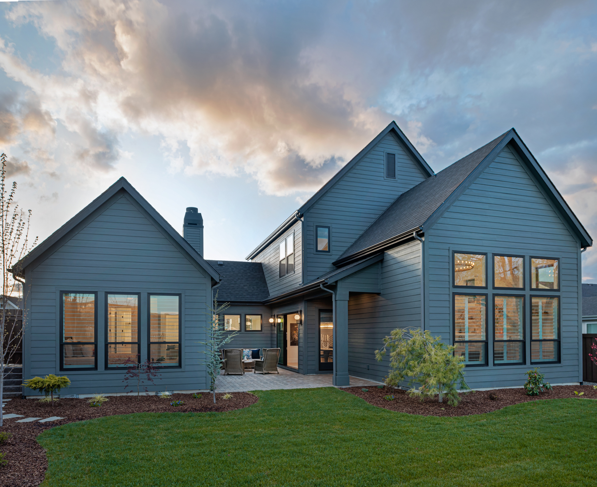 How To Choose The Best Exterior Paint Colors For Your Home Brighton Homes