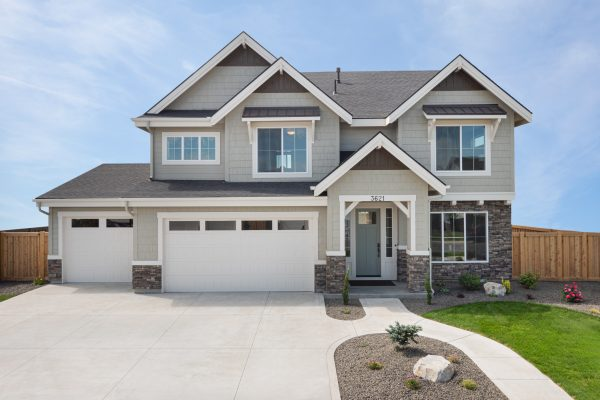 Ballybunion Floor Plan by Brighton Homes Idaho