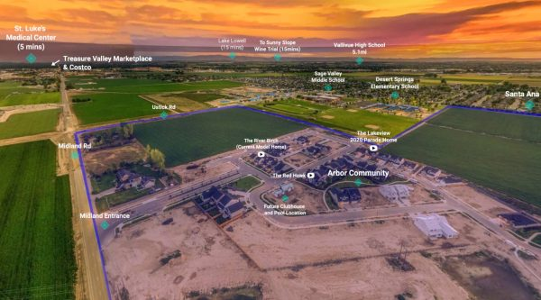 New Homes at Arbor in Nampa, ID and Caldwell, ID