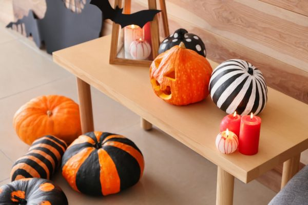 Easy Crafts to Decorate Your Home for Thanksgiving
