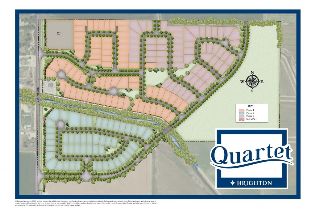 New Homes for Sale in Meridian ID at Quartet