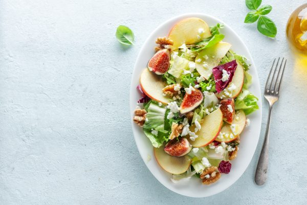 The BEST Spring Salad