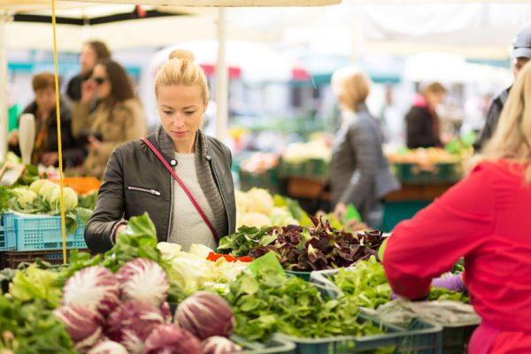Visit these Farmer's Markets near Boise