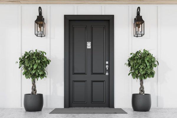 Refresh Your Front Door Color